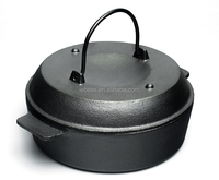 cast iron roasting kitchen cookware for sweet potato baking