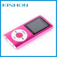 "factory cheap 8gb 1.8"" 4th fm mp4 players"