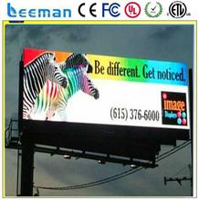 korea outdoor led billboard no name tablet pc Leeman outdoor flexible led curtain screen