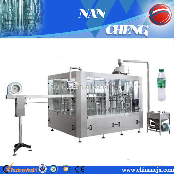 Small non carbonated soft drinks machine