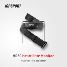 Bluetooth ANT+ Technology High Intensity Interval Training Heart Rate Monitor Smart Chest Strap