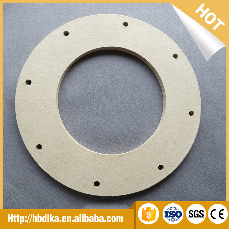 10MM THICK WOOL FELT SEAL FOR BALL MILLS