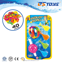New design promotion colorful water bomb price water balloon