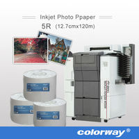 Factory directly supply inkjet photo paper for Epson minilab