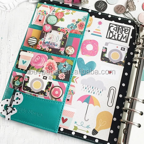 DIY Scrapbook /Factory selling directly paper crafts