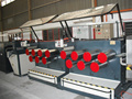 automatic packing machine use PP strapping straps machine production line