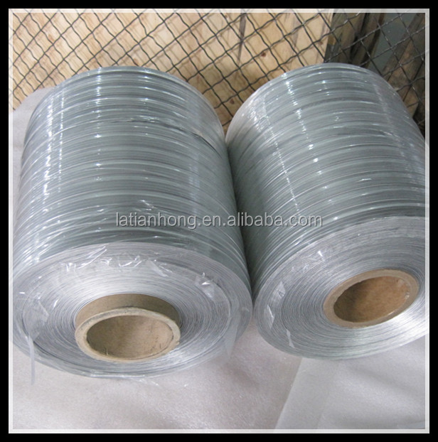 poly coated aluminum foil Tape traverse packaging spool pack