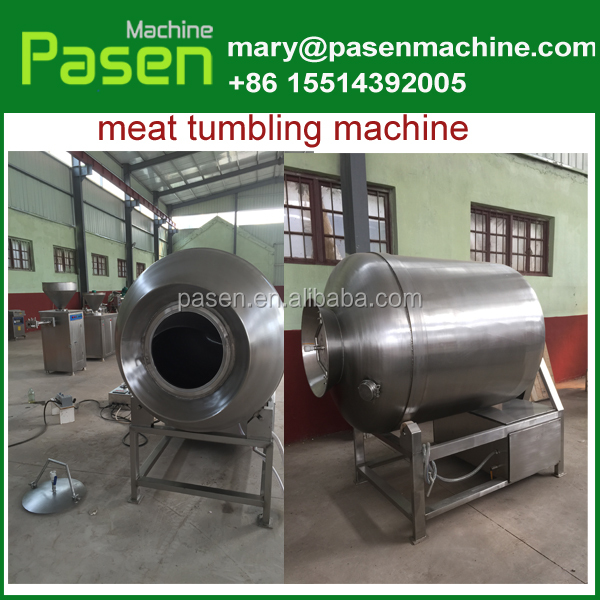 Industrial best-selling vacuum tumbler marinator/vacuum tumbler for meat poulrty processing