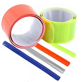 Reflective Slap Bracelet For Running Jogging and Cycling