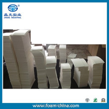 sponge foam material/liquid gasket/foam gaskets for electrical outlets