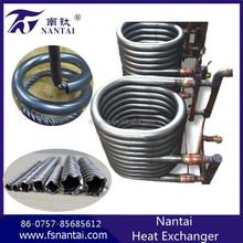 High Efficient Water-Cooled Shell and Tube Condenser (Double Tube)