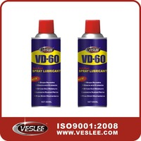 Anti-rust Lubricant/penetrating oil spray 450ml