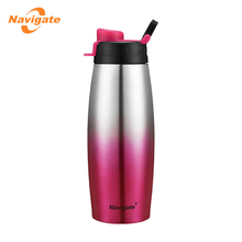 Flexible Stainless Steel Thermos Water Bottle