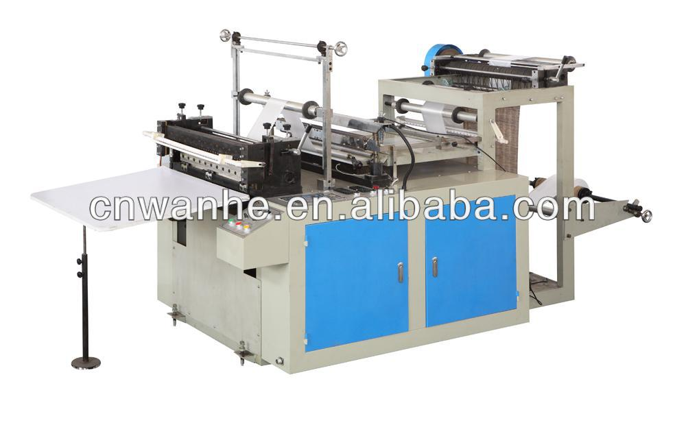 GFQ Hot Sealing and Cold Cutting Bag Making Machine(one line)