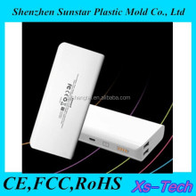 Huge capacity harga 12000mAh mobile power bank for Samsung