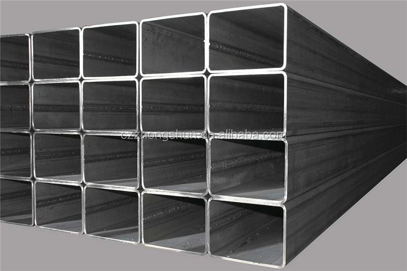 structural steel astm a513 carbon steel seamless square tubing