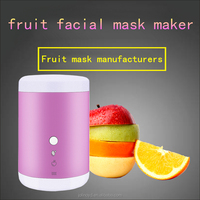 DIY Fruit and Vegetable Facial Mask Machine Maker Squeezed Juice 100% Natural Fruit Vegetable Facial Mask Machine