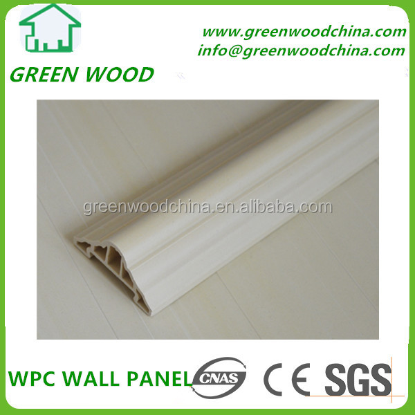 indoor Wpc decorative ceiling lines