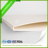 filter of papers used in coarse of beer of support paper cardboard from China with highly strength of brusting is highly