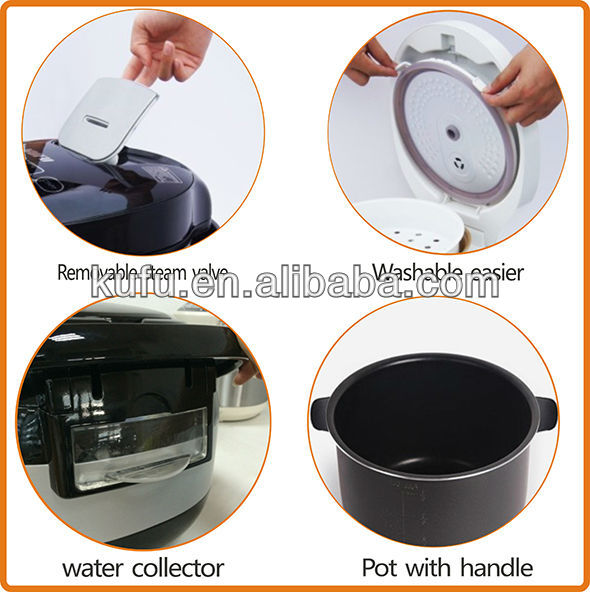 professional series rice cooker instructions