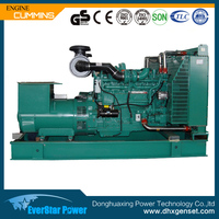 Self running electric power 200kva diesel generator price with CE/ISO for sale