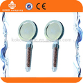 Wholesale high quality	shower water filter head