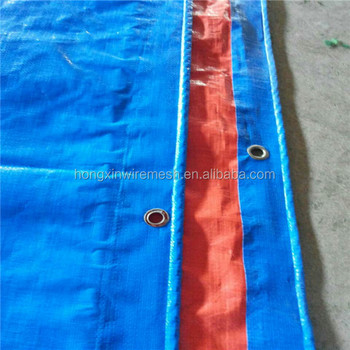 High quality PE tarpaulin
