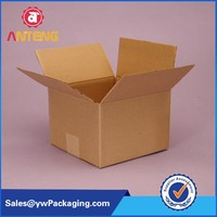 Recyclable hair extension paper cake box packaging