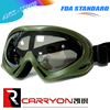 OEM dustproof safety Motorcycle goggle,wholesale racing windproor motocross goggle