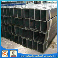 s355j2h steel pipe hollow section size/rectangle steel tube