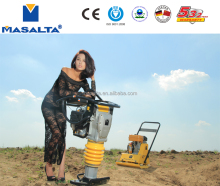 High performance Gasoline engine tamping rammer with CE