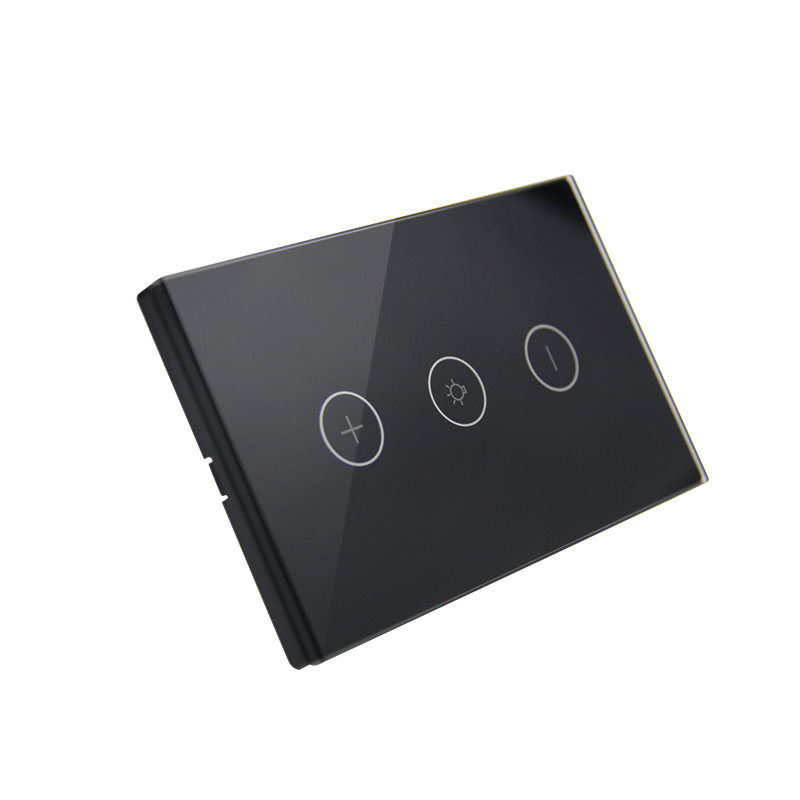 FRANKEVER Easy In-Wall Installation US wifi dimmer <strong>switch</strong>