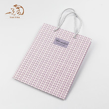 Customized professional printing beautiful wedding gift craft paper bag