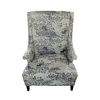 high wing back fashion lounge leisure chair