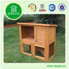 Wholesale Wooden Large Rabbit Cage For 2 Floor