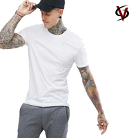 Guangzhou V&S Custom High Quality Wholesale T shirts Cheap Plain T shirts In Bulk