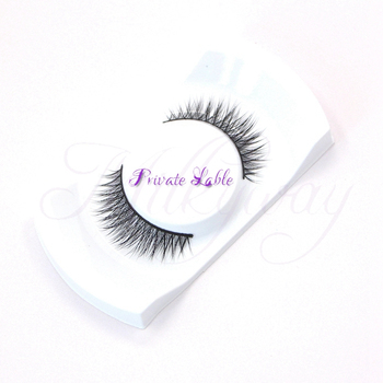 Siberian mink fur lashes real mink eyelashes own brand eyelashes with factory price