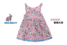 2015 summer newest design baby children soft girls cotton frocks dress girl Cinderella dress princess dresses for 1-6Years