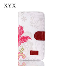 cover for zte blade q3 with color painting, outer cover of mobile phone for zte blade q lux case cover