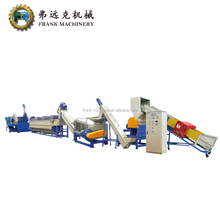 Professional pp raffia woven bag recycling washing plant with great price