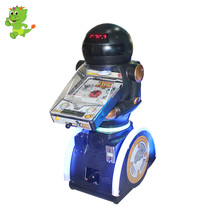 Hot Sale Product Coin Operated Lottery Ticket Bonus Robot Pinball Arcade Games Machine