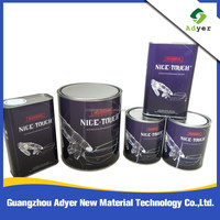 Universal Colorant auto refinish paint