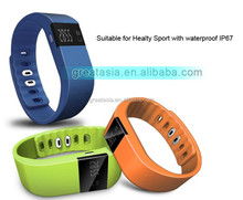 Promotional hot sale silicone sport watch