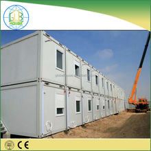 20FT/40FT Durable and weather-resistance military container house portable