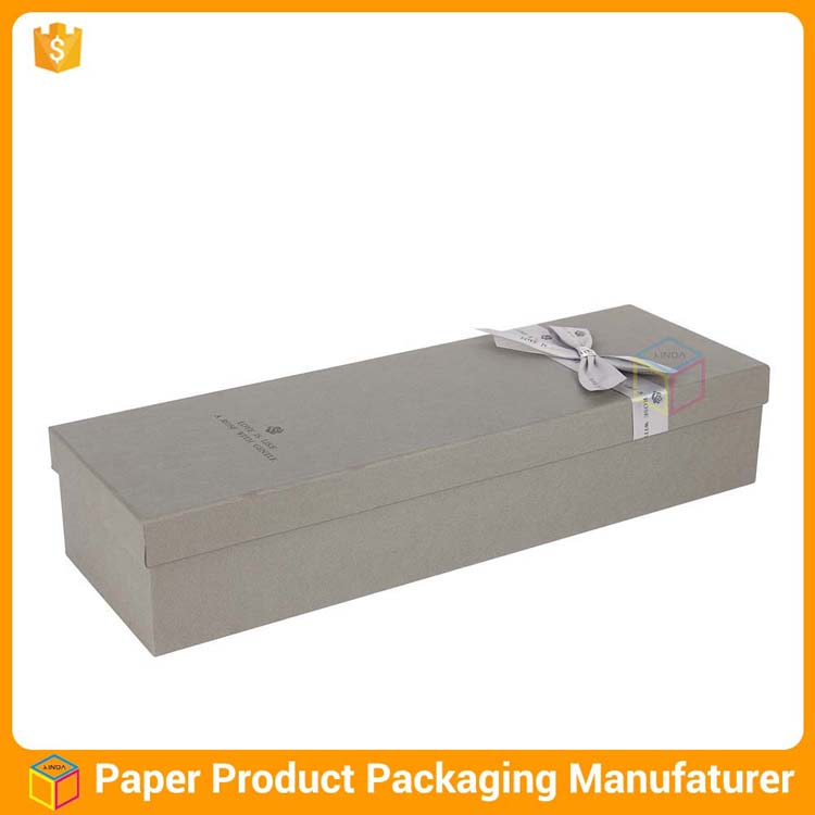 luxury cardboard packaging flower delivery box