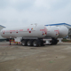 High quality hot-sale lpg gas bulk tank trailer
