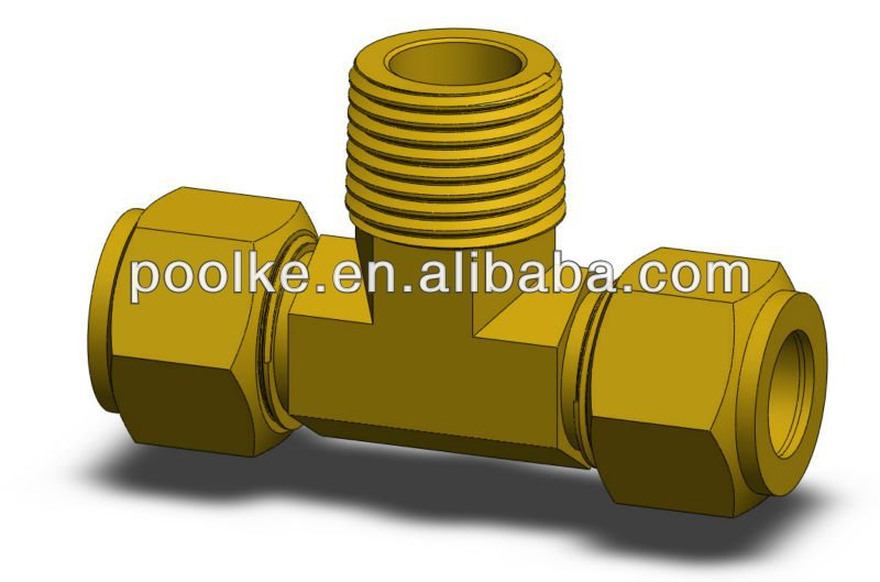 CPT compression copper fittings