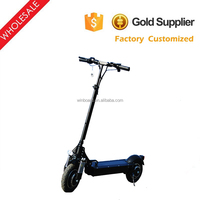 WINboard customized 1300W*2 dual motor 60V 25Ah 6 suspensions folding adult fat tire electric scooter