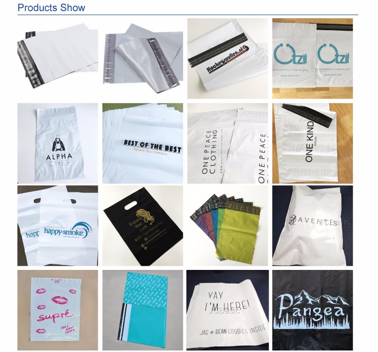 apparel packaging t-shirt shipping paper bag with logo print