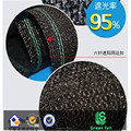 2018 new HDPE + UV agriculture flat wire shade netting
